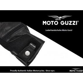 Lederhandschuhe Moto Guzzi