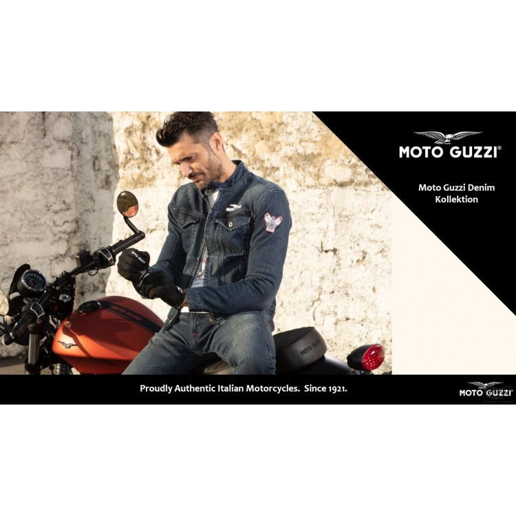 Moto Guzzi Denim Jacke