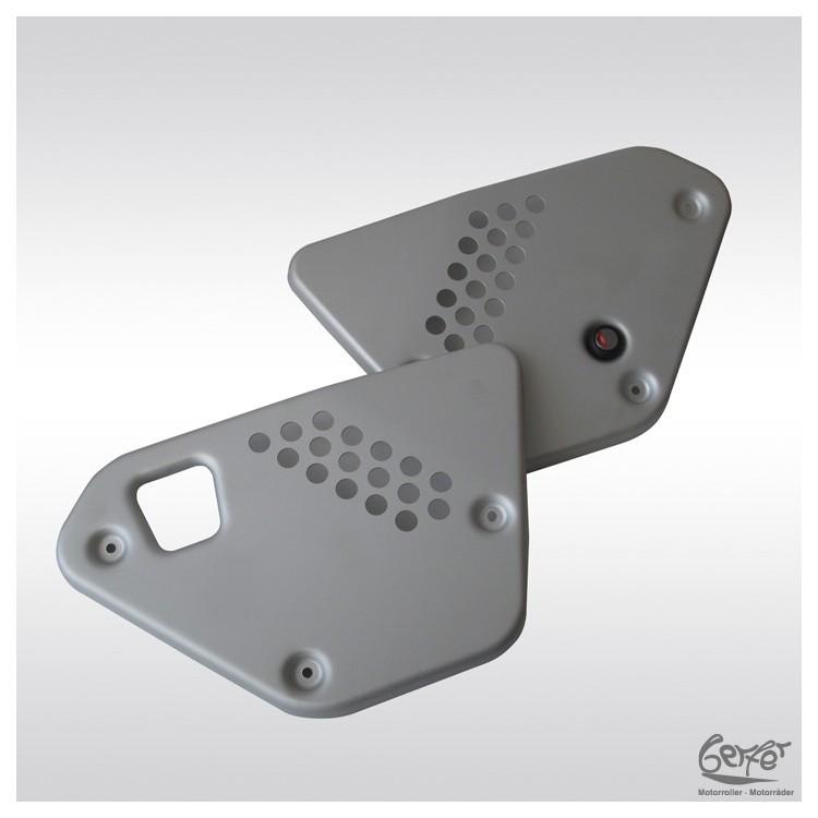V7 Aluminium Seitendeckel