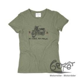 """Herren T - Shirt """"My Bike, my pride"""""""