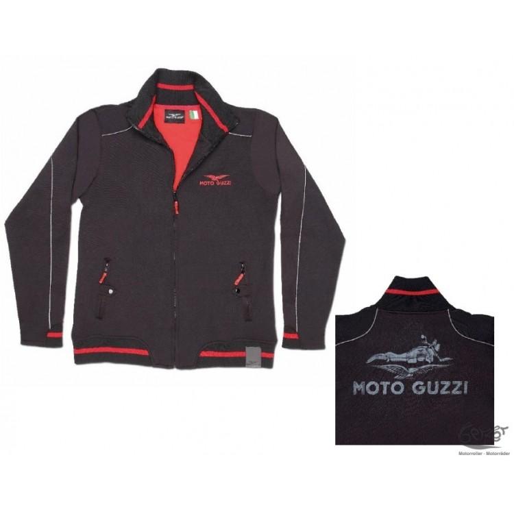 "MOTO GUZZI Sweatshirt Jacke ""Classic"""