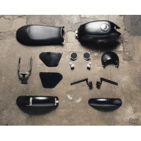 V7 Stoßdämpfer Kit Red Performance