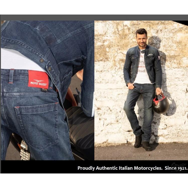 Moto Guzzi Denim Jeanshose