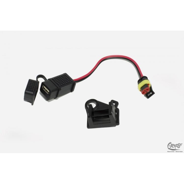 USB Anschluss RS 660