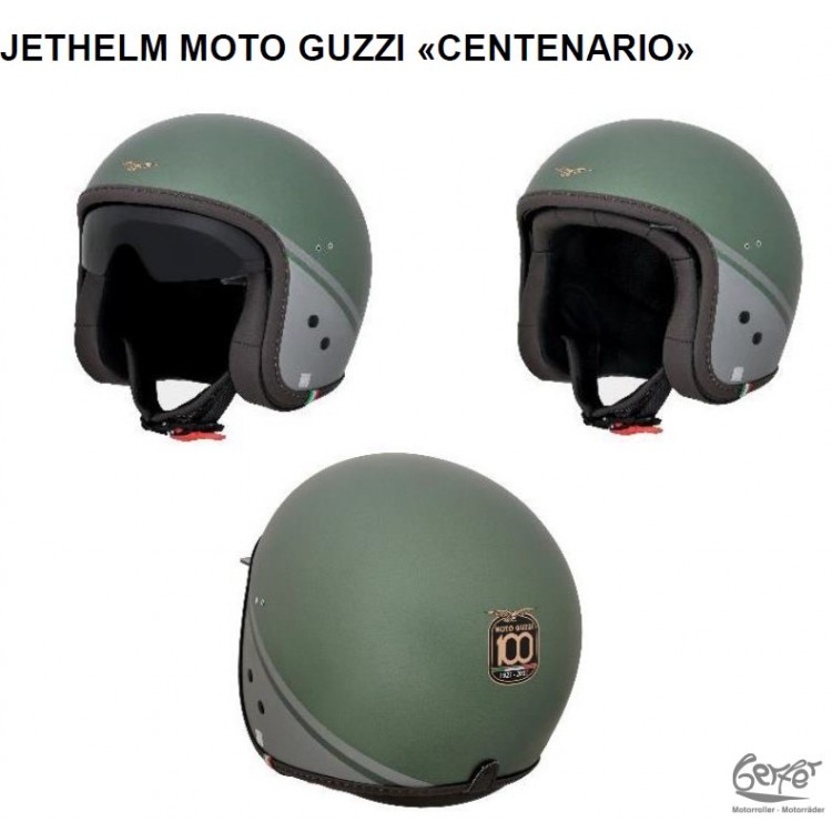 Centenario Jethelm Moto Guzzi