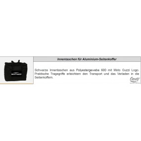 V85 Innentaschen für Alu-, Kunststoff-, Koffer