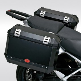 Stelvio Aluminium Koffersatz