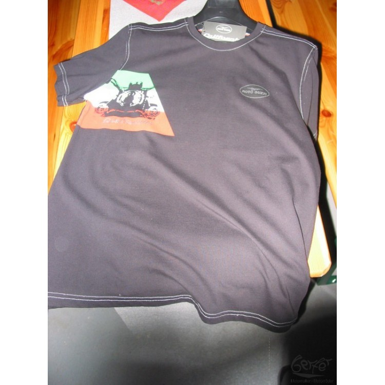 """Guzzi-T-Shirt""""Flag"""" California 1400"""